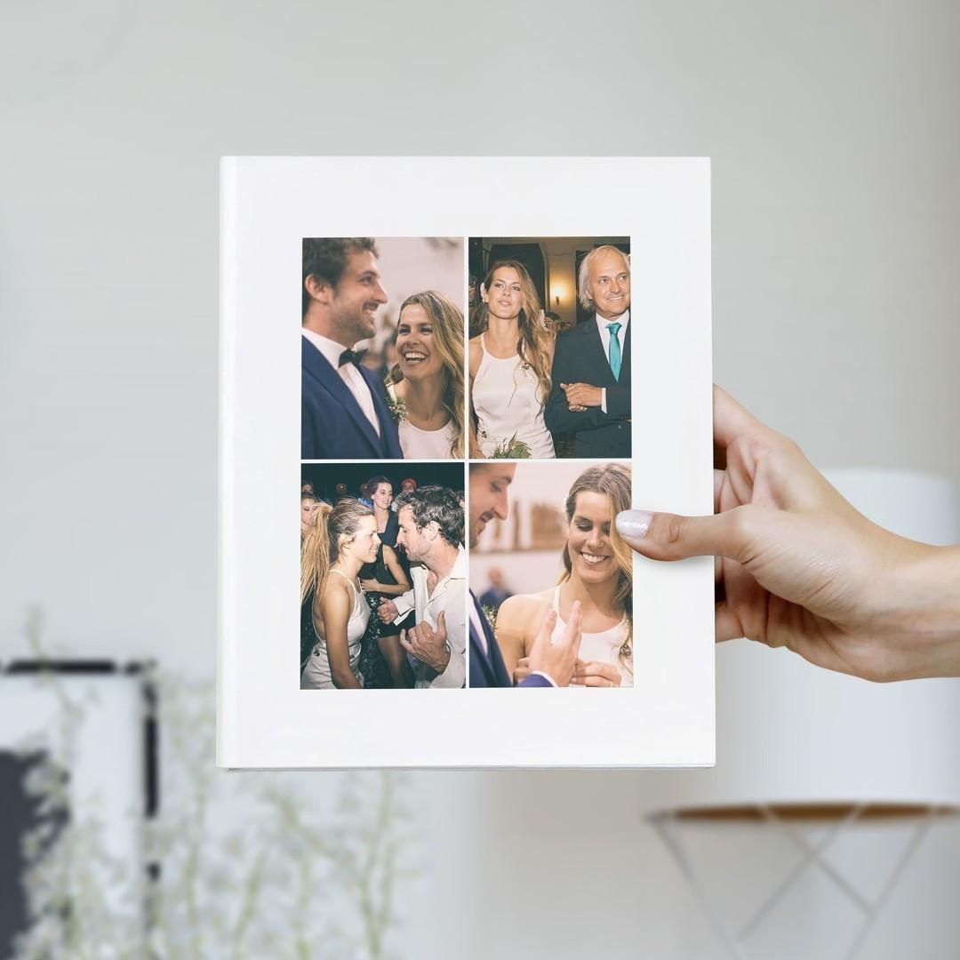 Fotolibro Formato Vertical
