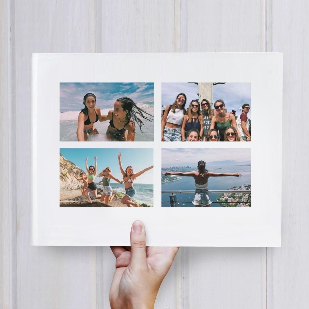 Fotolibro Formato Apaisado