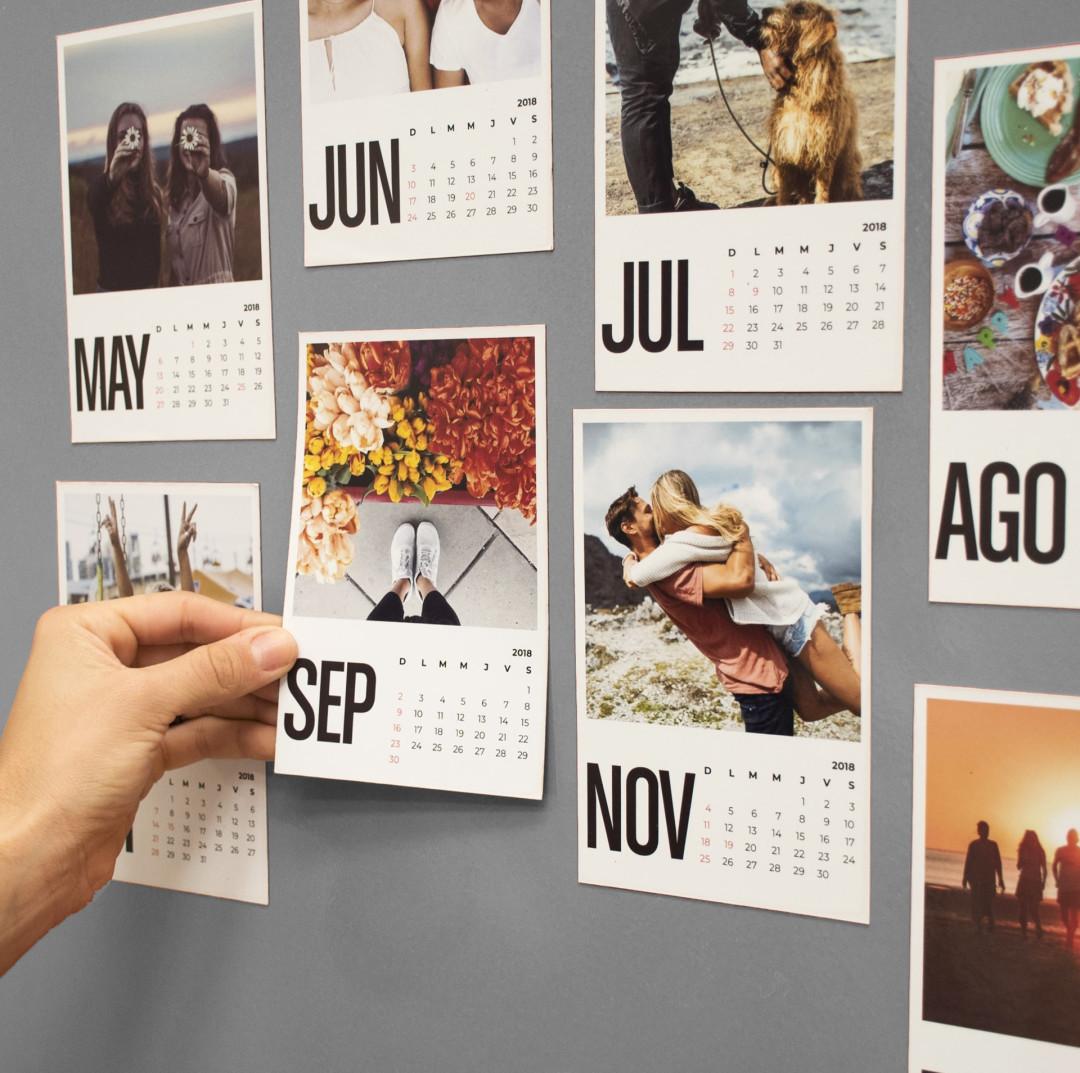 Calendario Pola Imantado