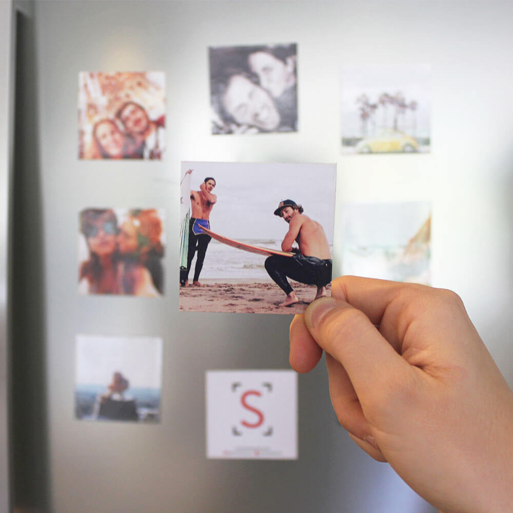 Square Magnets